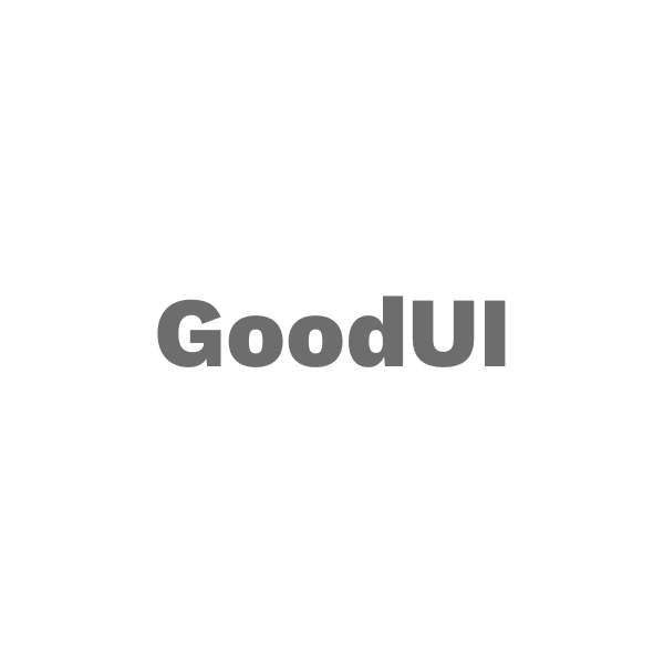 GoodUI